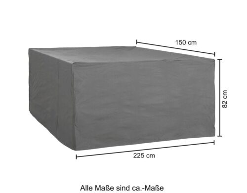 KONIFERA Gartenmöbel-Schutzhülle für Loungebett (L/B/H):ca.225x150x82cm B53640540 UVP 59,99€ | 53640540 5