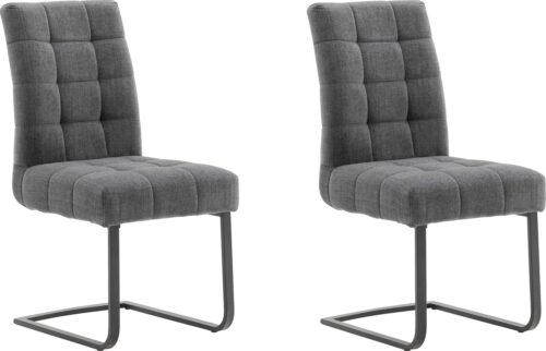 MCA furniture Freischwinger Salta (Set 2 Stück) mit Aqua Clean Bezug B53654031 UVP 519,00€ | 53654031 1