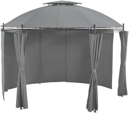 KONIFERA Pavillonseitenteile mit 6 Seitenteilen BxH: 180x185cm B53698860 UVP 89,99€ | 53698860 3