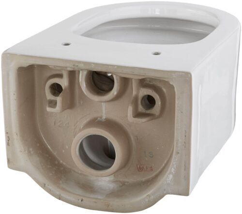 welltime Tiefspül-WC Trento Toilette spülrandlos inkl. WC-Sitz mit Softclose B54007642 ehemalige UVP 209,99€ | 54007642 4