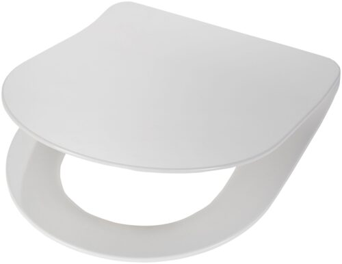 welltime Tiefspül-WC Trento Toilette spülrandlos inkl. WC-Sitz mit Softclose B54007642 ehemalige UVP 209,99€ | 54007642 5