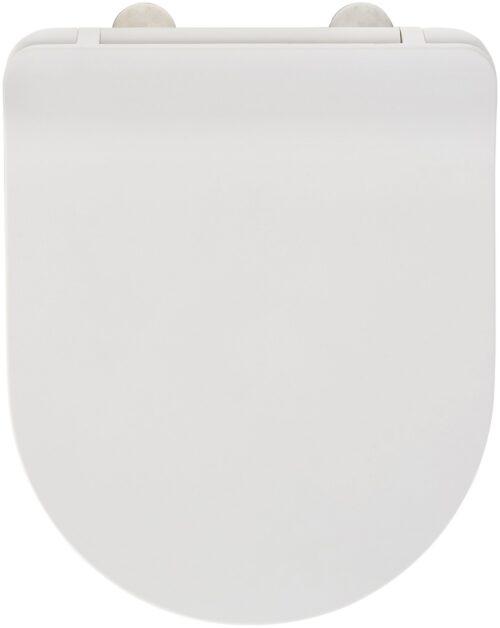 welltime Tiefspül-WC Trento Toilette spülrandlos inkl. WC-Sitz mit Softclose B54007642 ehemalige UVP 209,99€ | 54007642 6