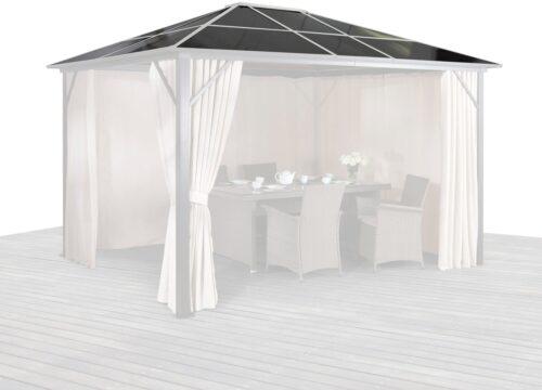 KONIFERA Pavillonersatzdach Aruba Dachplatten für Aruba 300x300cm B54776425/60586061 UVP 179,99€   54776425 1