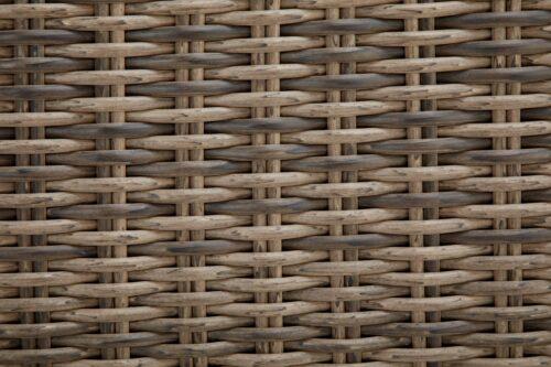 KONIFERA Gartenstühle Kenya 2 Sessel Polyrattan/Akazie ohne Polster B37809946OP | 54828942 2