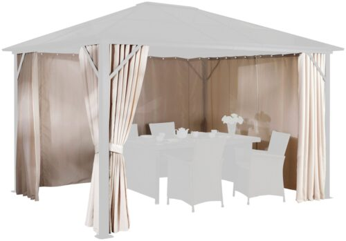 KONIFERA Seitenteile für Pavillon Aruba 4 Stk. Aruba 300x365cm B WARE B55203547 UVP 79,99€ | 55203547 1