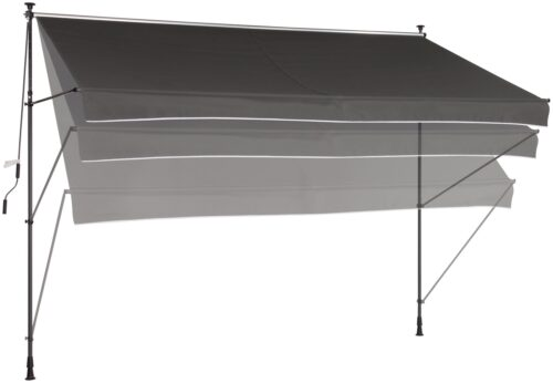 KONIFERA Klemmmarkise B Ware! 300x150 cm Breite/Ausfall:300/150cm B55425044 UVP 79,99€   55425044 2