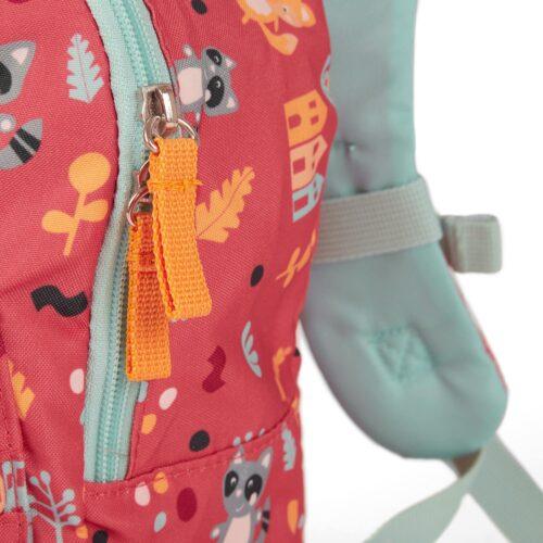 Sigikid Kinderrucksack Waschbär Colori B56402508 UVP 27,99€   56402508 4