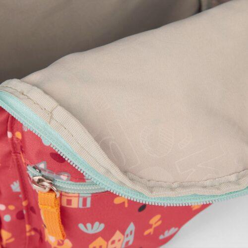 Sigikid Kinderrucksack Waschbär Colori B56402508 UVP 27,99€   56402508 5