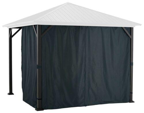 KONIFERA Pavillonseitenteile Samos mit 2 Seitenteilen für 300x300cm B57897734 UVP 69,99€ | 57897734 1