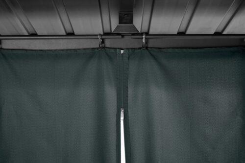 KONIFERA Pavillonseitenteile Samos mit 2 Seitenteilen für 300x300cm B57897734 UVP 69,99€ | 57897734 5