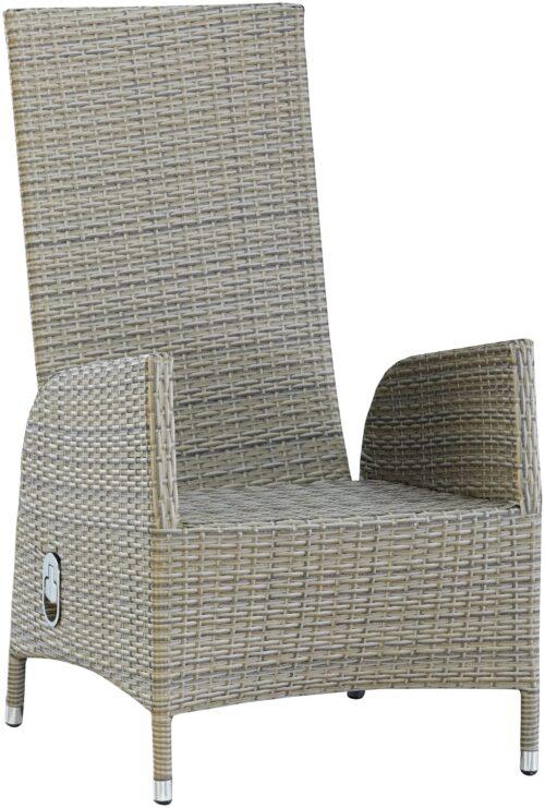 KONIFERA Gartenstuhl Alva 2er Set stufenlos verstellbar B58146559 UVP 399,98€   58146559 3