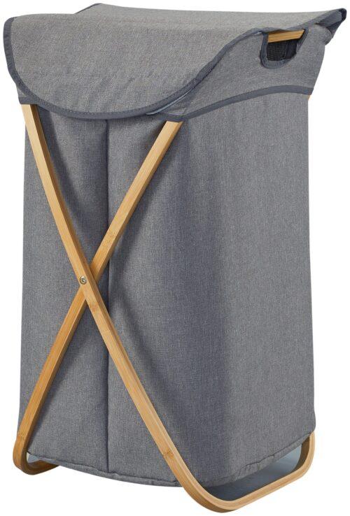 WELLTIME Wäschekorb Costa Rica Wäschebox 40cm breit Bambus B59048804 ehemalige UVP 59,99€ | 59048804 1