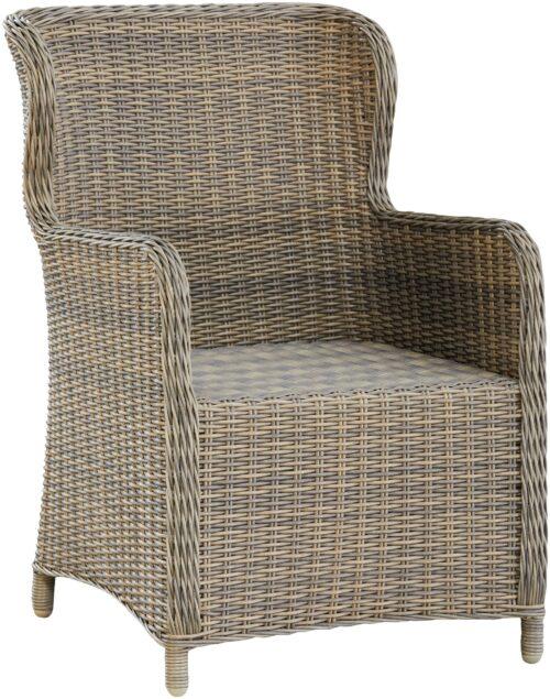 KONIFERA Gartenstuhl Sessel Texas 1 Stuhl Aluminium Polyrattan B60324137S | 60324137 stuhl 2