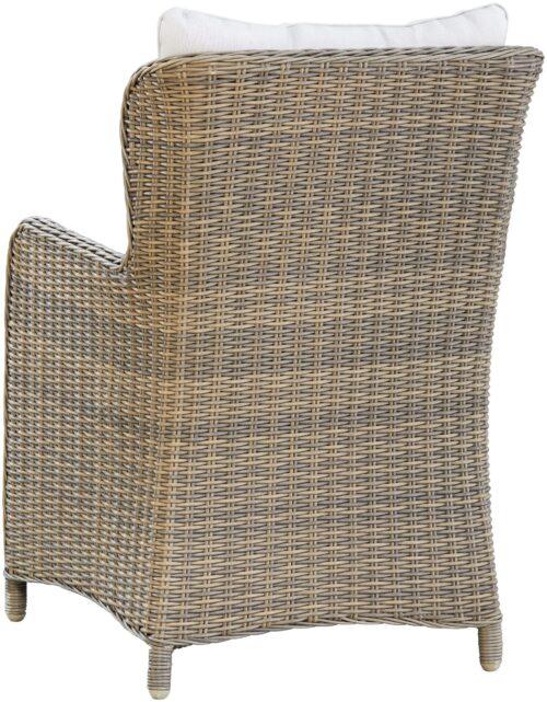 KONIFERA Gartenstuhl Sessel Texas 1 Stuhl Aluminium Polyrattan B60324137S | 60324137 stuhl 3