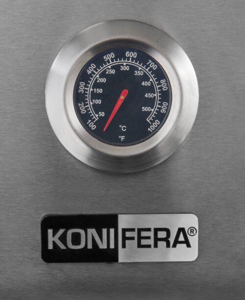 KONIFERA Gasgrill B WARE!! Torino Set BxTxH:133x53x88cm B61532303 UVP 399,99€ | 61532303 7