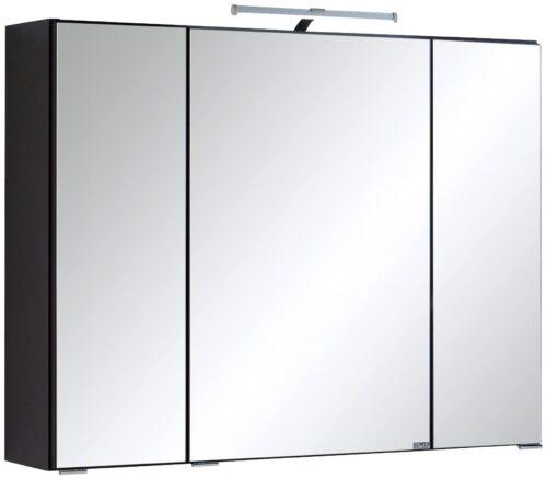 HELD MÖBEL Spiegelschrank Texas Breite 80cm mit LED-Aufbauleuchte B624600 ehemalige UVP 219,99€ | 624600 1