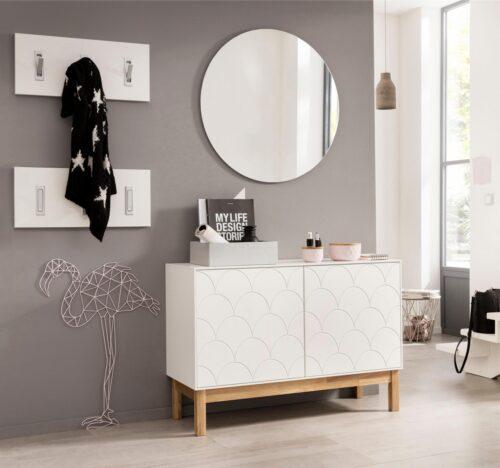 borchardt Möbel Spiegel Panama rund B63045947 ehemalige UVP 69,99€ | 63045947 6