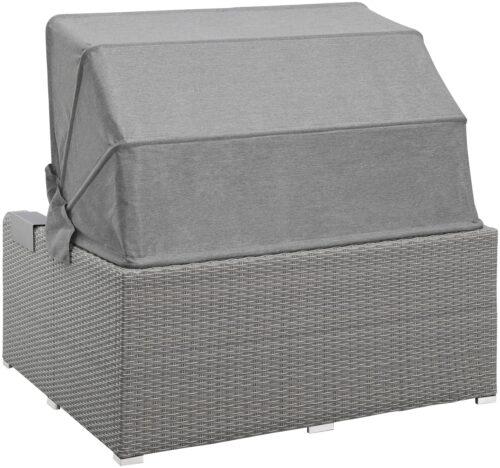 KONIFERA Loungebett Sylt 8 Teile Sofa Hängetisch mit klappbarem Dach B63412811 UVP 999,99€ | 63412811 8