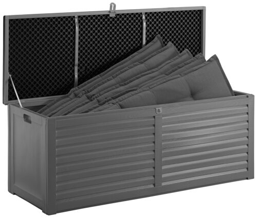 GARTENGUT Auflagenbox 143,5x56,8x53,4cm hellgrau B64898826 UVP 129,99€ | 64898826 3