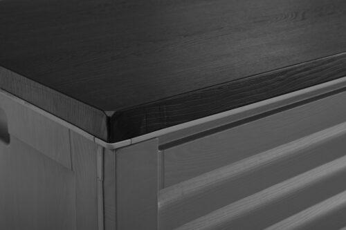GARTENGUT Auflagenbox 143,5x56,8x53,4cm hellgrau B64898826 UVP 129,99€ | 64898826 4