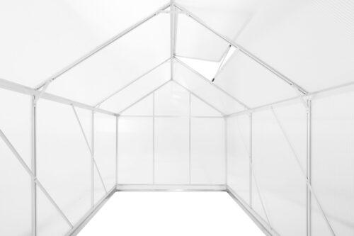 KONIFERA Gewächshaus Florenz BxTxH:190x190x195cm Wandstärke 4mm B64916760 ehemalige UVP 249,99€ | 64916760 3
