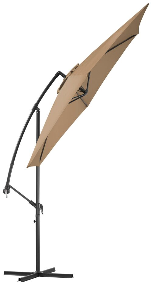 garten gut Ampelschirm Sunshine abknickbar mit Schirmstände B65801016 UVP 89,99€ | 65801016 2