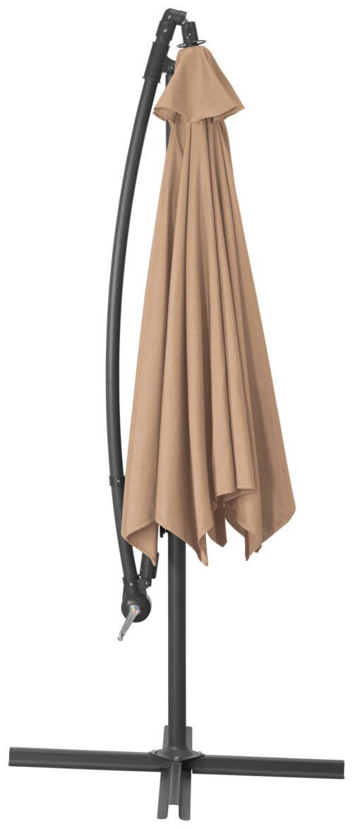 garten gut Ampelschirm Sunshine abknickbar mit Schirmstände B65801016 UVP 89,99€ | 65801016 4