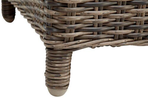 KONIFERA Gartenstühle Kenya 2er SET Alu/Polyrattan A54828942 UVP 349,99€   65826636 11