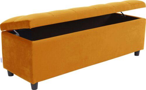 COUCH♥ Bettbank Abgesteppt Mit Stauraum auch als Garderobenbank geeignet Polsterbank B66659536 UVP 159,99€   66659536 2