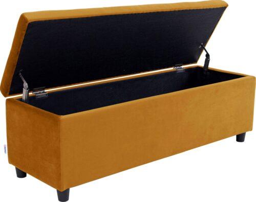 COUCH♥ Bettbank Abgesteppt Mit Stauraum auch als Garderobenbank geeignet Polsterbank B66659536 UVP 159,99€   66659536 3
