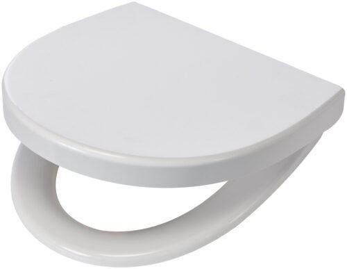 welltime Flachspül-WC Spring Toilette spülrandlos inkl. WC-Sitz mit Softclose B67814504 ehemalige UVP 189,99€ | 67814504 6