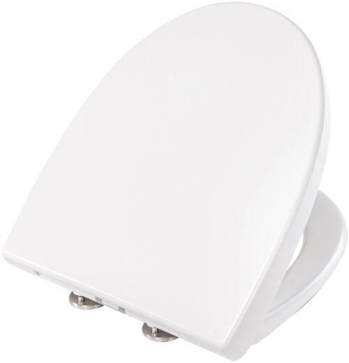 welltime Flachspül-WC Spring Toilette spülrandlos inkl. WC-Sitz mit Softclose B67814504 ehemalige UVP 189,99€ | 67814504 8