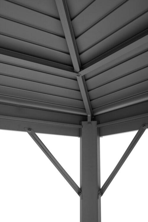 KONIFERA Pavillon Barbados BxT:300x400cm B67832804 UVP 799,99€ | 67832804 4