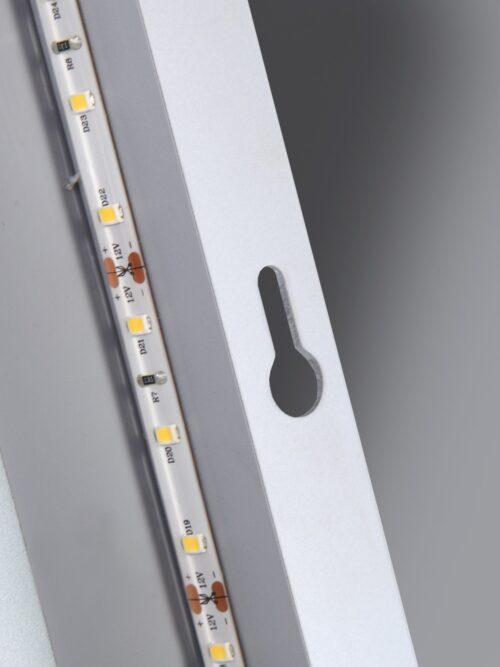 welltime Badspiegel Flex BxH:80x70cm B68473121 UVP 239,99€ | 68473121 4