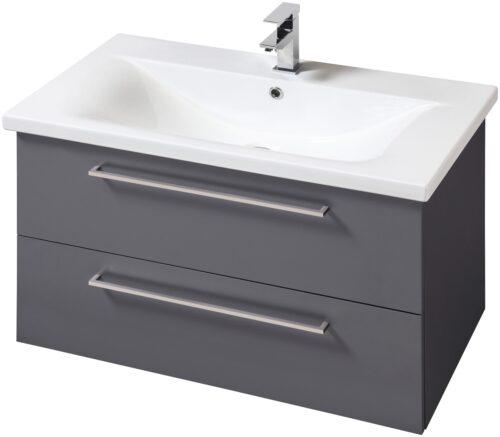 SCHILDMEYER Waschplatz-Set Torino Waschtisch Breite 80cm 2-tlg. B68795750 UVP 659,99€   68795750 1