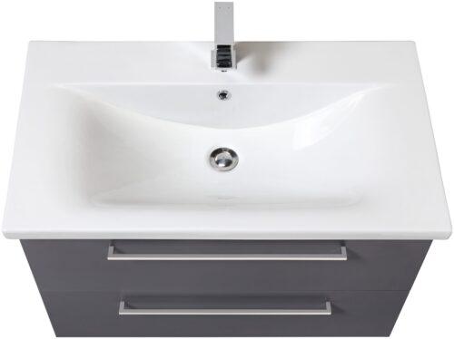 SCHILDMEYER Waschplatz-Set Torino Waschtisch Breite 80cm 2-tlg. B68795750 UVP 659,99€   68795750 3