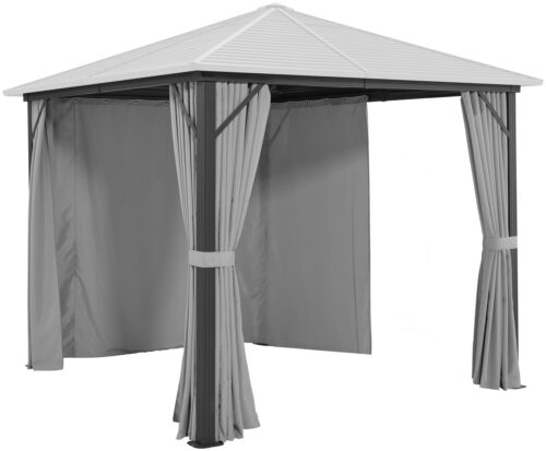 KONIFERA Seitenteile für Pavillon Barbados für 3x3m 4 Stk. B69230920 UVP 79,99€   69230920 1