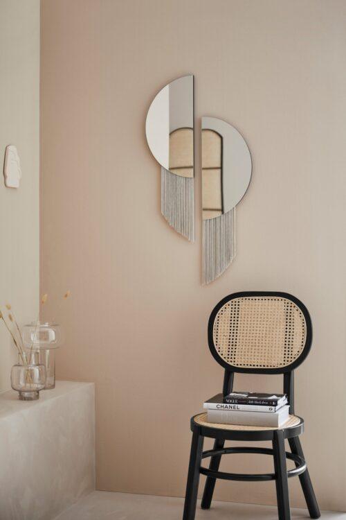 LeGer Home by Lena Gercke Spiegel Franka mit dekorativen Fransen B69289856 UVP 39,99€ | 69289856 1