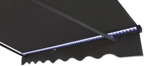 KONIFERA Gelenkarmmarkise LED Light Breite/Ausfall:295/250cm mit Solar LED-Beleuchtung B69386358 UVP 299,99€   69386358 9