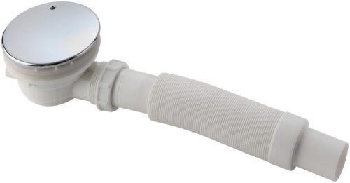 WELLTIME Duschablauf 90mm Ablaufgarnitur Duschtasse Einbautiefe 14cm B69403554/45605136 ehemalige UVP 29,99€ | 69403554 3