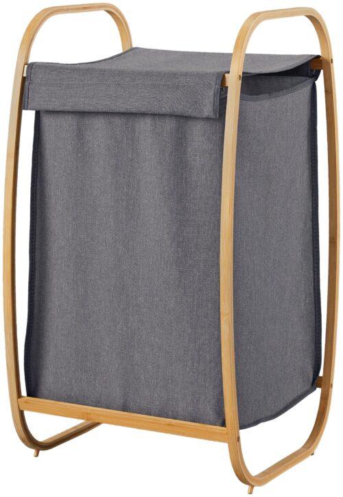 welltime Wäschekorb Costa Rica 43cm breit Bambus B69496945 UVP 49,99€ | 69496945 1
