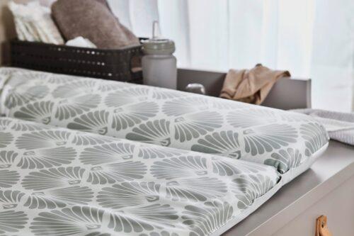 Rotho Babydesign Wickelauflage Seashell Shape Made in Europe B70166914 UVP 30,85€ | 70166914 3