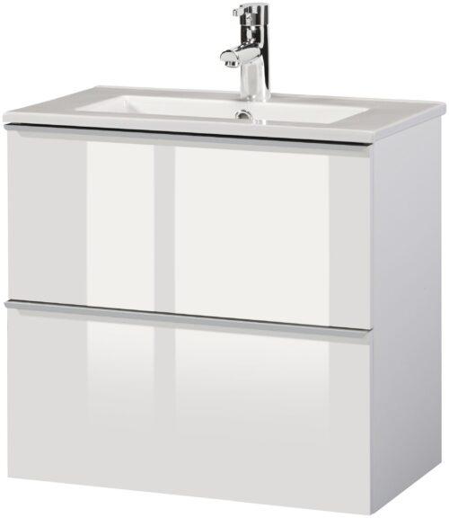 Waschtisch Malaga 600 Breite60cm Tiefe 36cm SlimLine B70308058 ehemalige UVP 499,99€ | 70308058 1