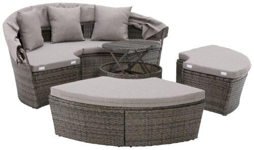 KONIFERA Loungebett Tahiti Premium B73054953 UVP 599,99€ | 73054953 2