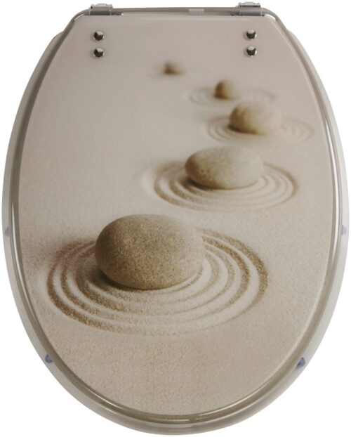 WC-Sitz Sand aus Polyresin B73444316/46753217 ehemalige UVP 45,99€ | 73444316 2