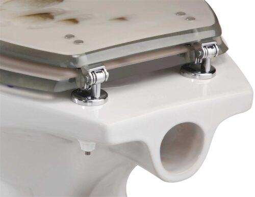 WC-Sitz Sand aus Polyresin B73444316/46753217 ehemalige UVP 45,99€ | 73444316 4