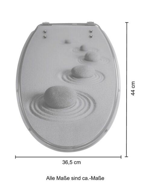 WC-Sitz Sand aus Polyresin B73444316/46753217 ehemalige UVP 45,99€ | 73444316 5