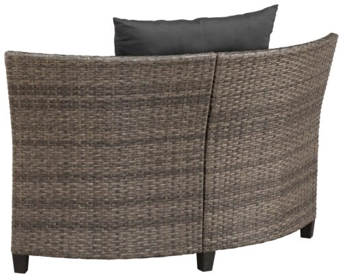KONIFERA Loungeset Keros 13-tlg. Ecksofa Tisch 64x64 cm B73660500 ehemalige UVP 449,99€ | 73660500 6