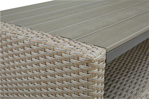 KONIFERA Loungeset Lorca 2er Sofa 2 Sessel Tisch 90x55cm 2 Hocker inkl. Auflagen B73765359 ehemalige UVP 499,99€ | 73765359 11