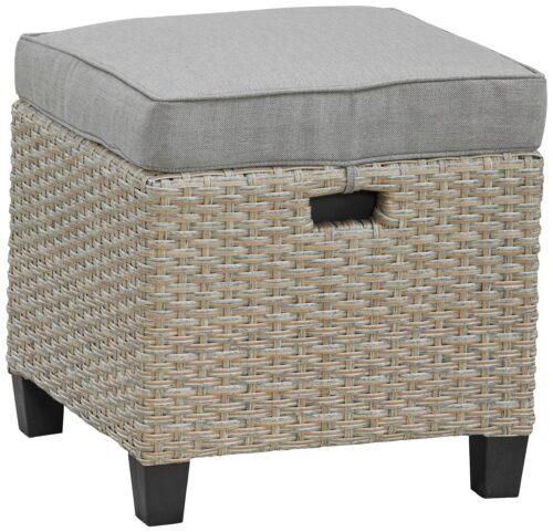 KONIFERA Loungeset Lorca 2er Sofa 2 Sessel Tisch 90x55cm 2 Hocker inkl. Auflagen B73765359 ehemalige UVP 499,99€ | 73765359 12